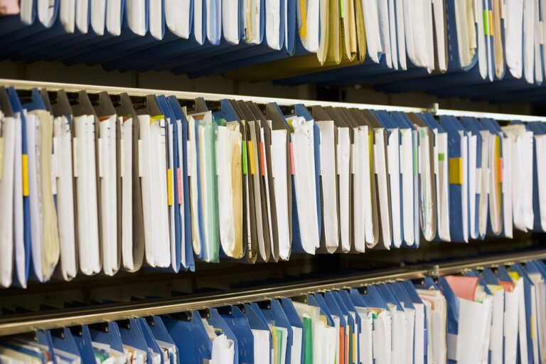 archive, files, register